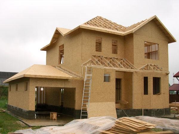 Дизайн каркасных домов